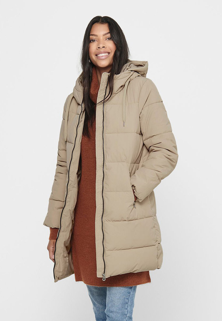 Утепленная куртка Only (Онли) 15205369