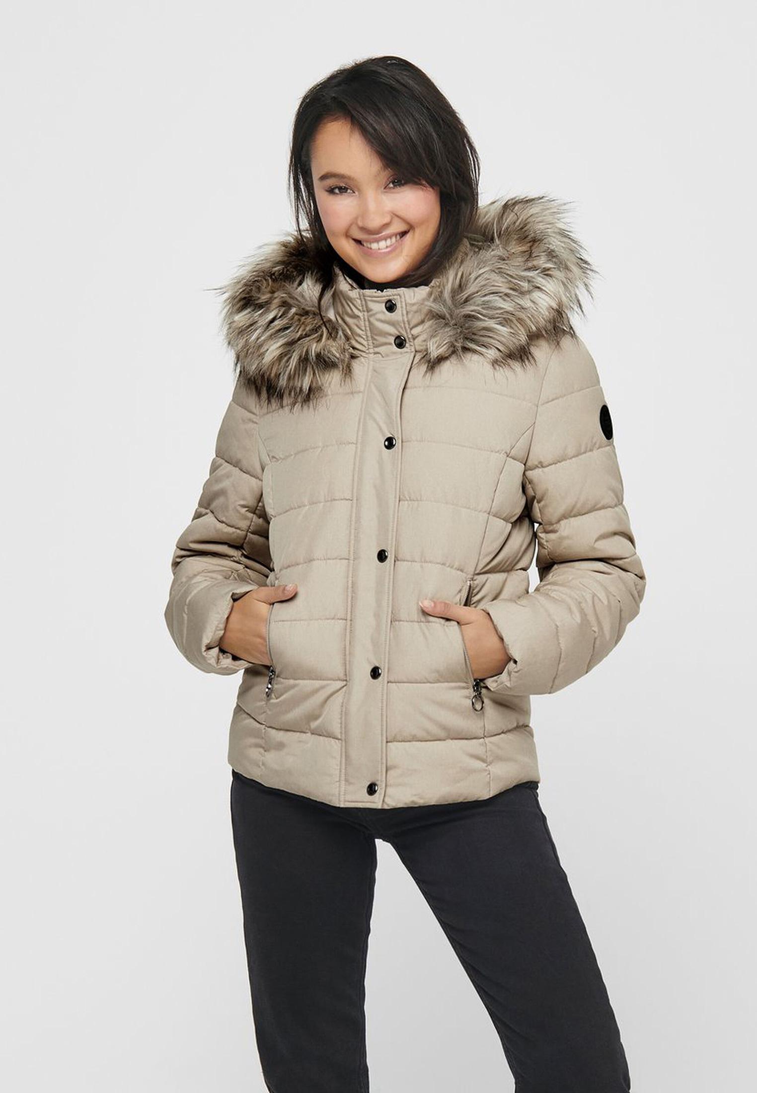 Утепленная куртка Only (Онли) 15205635