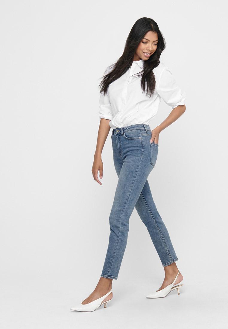 Зауженные джинсы Only (Онли) 15209632