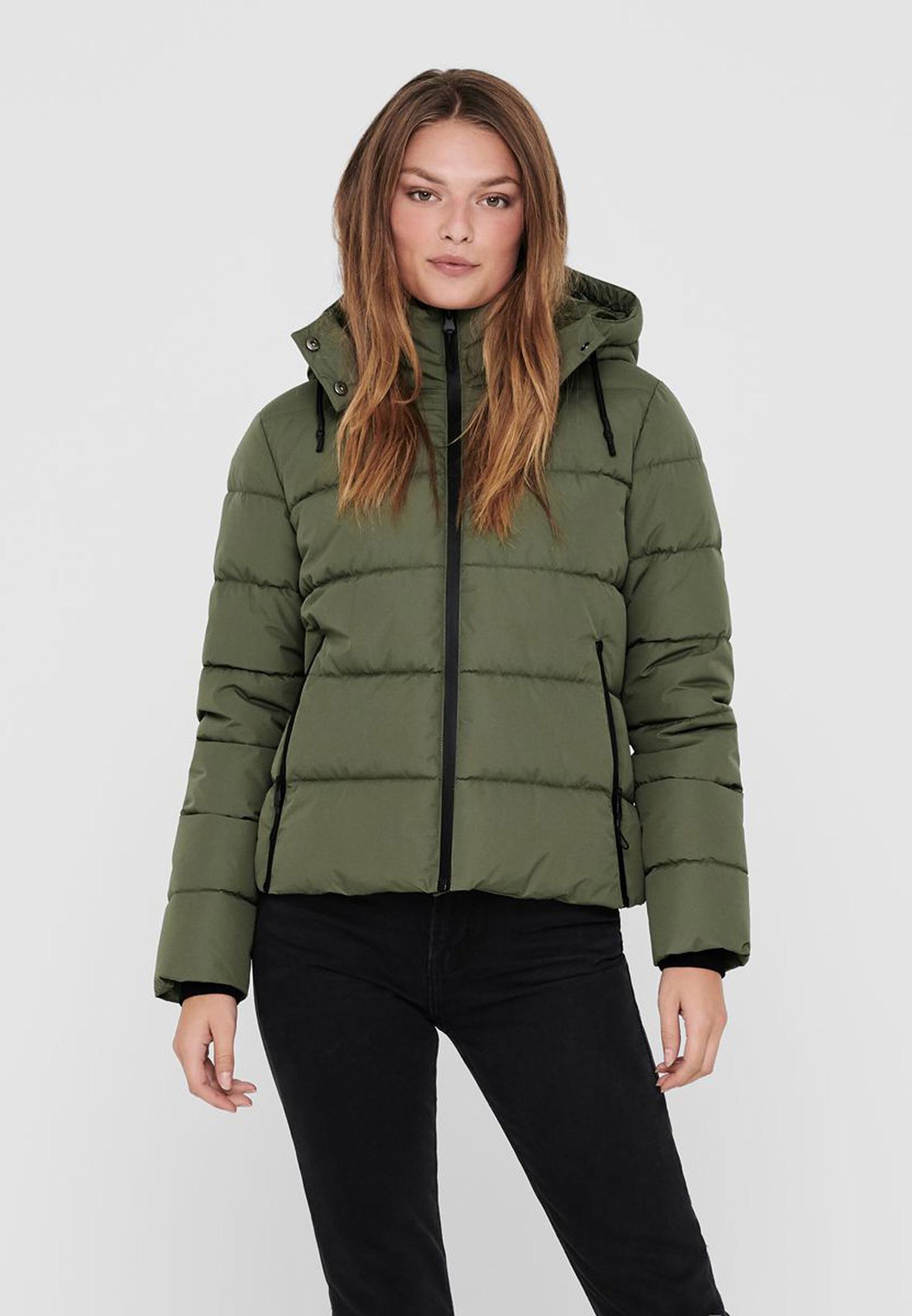Утепленная куртка Only (Онли) 15209725