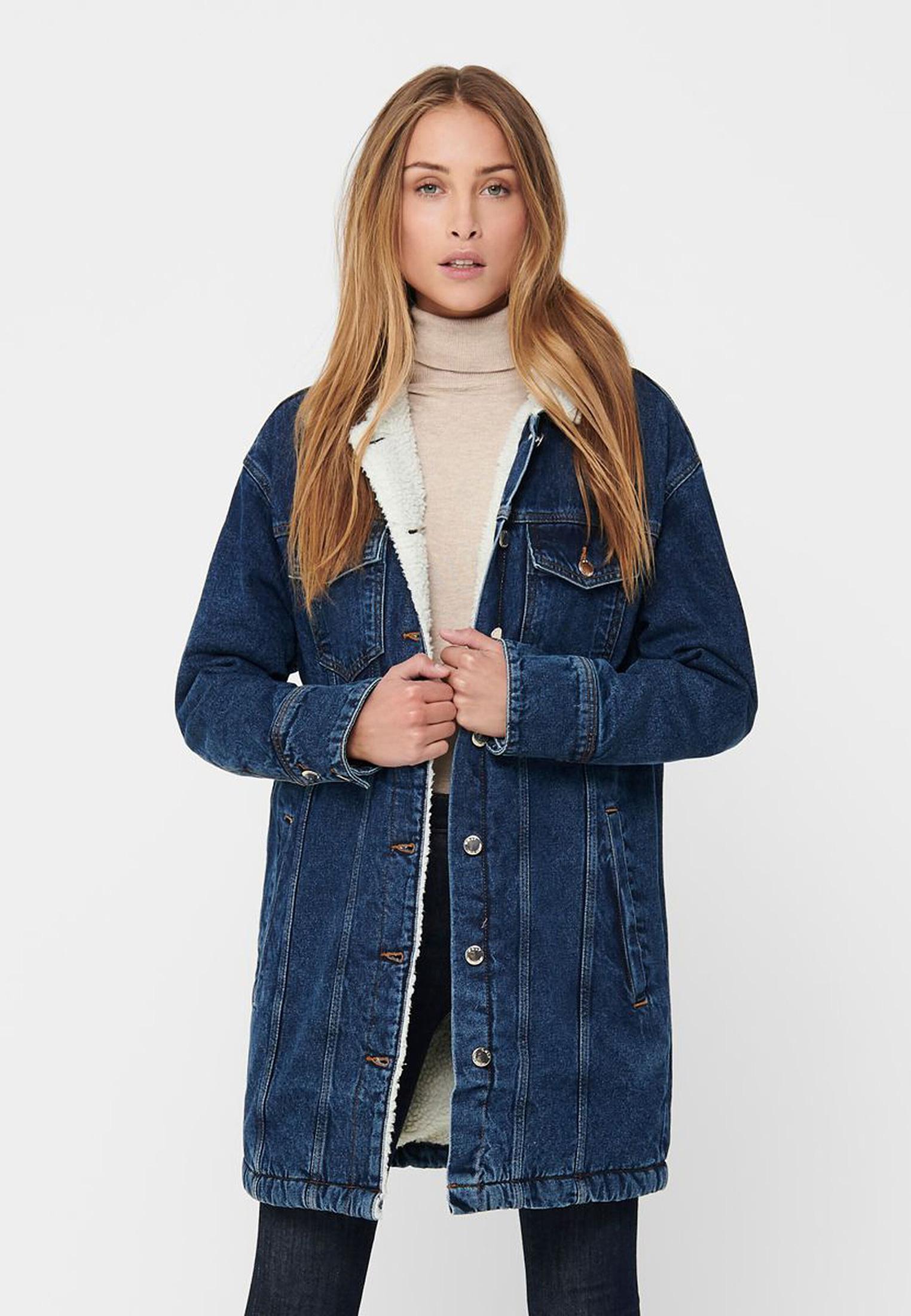 Джинсовая куртка Only (Онли) 15209768