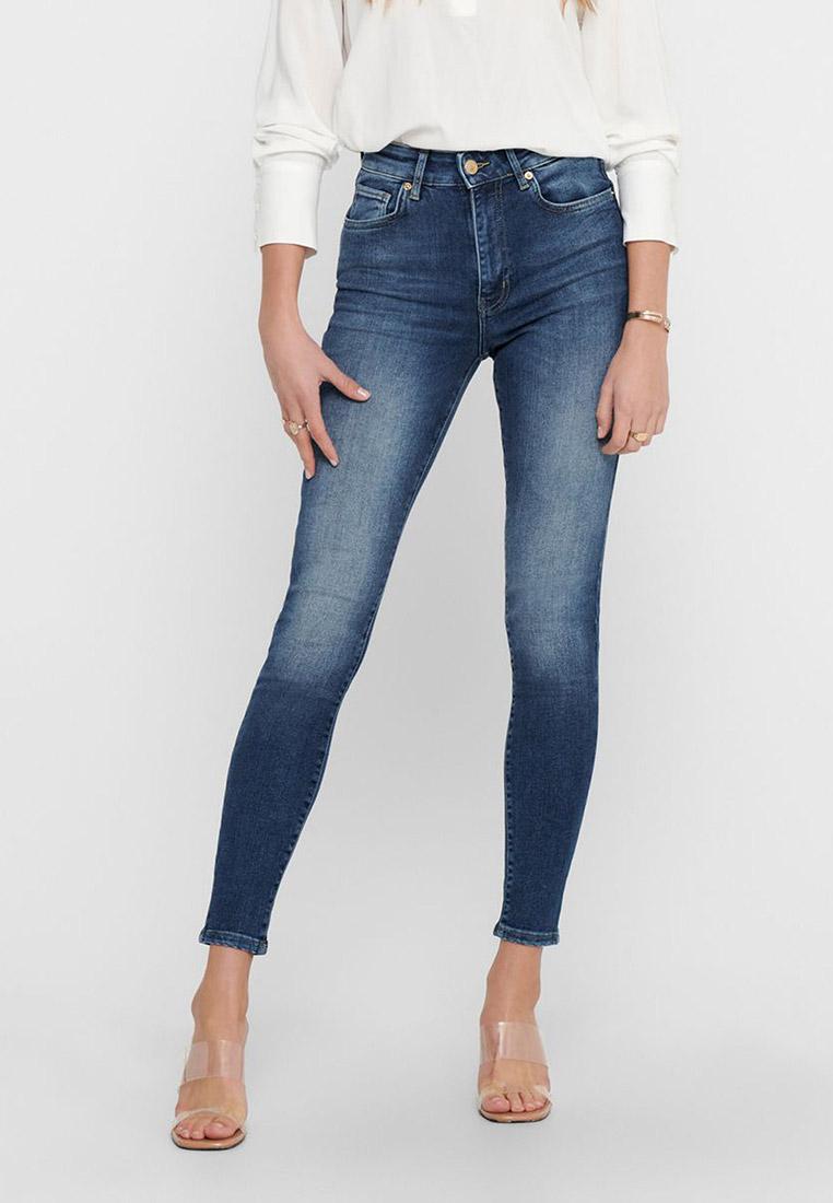 Зауженные джинсы Only (Онли) 15210069