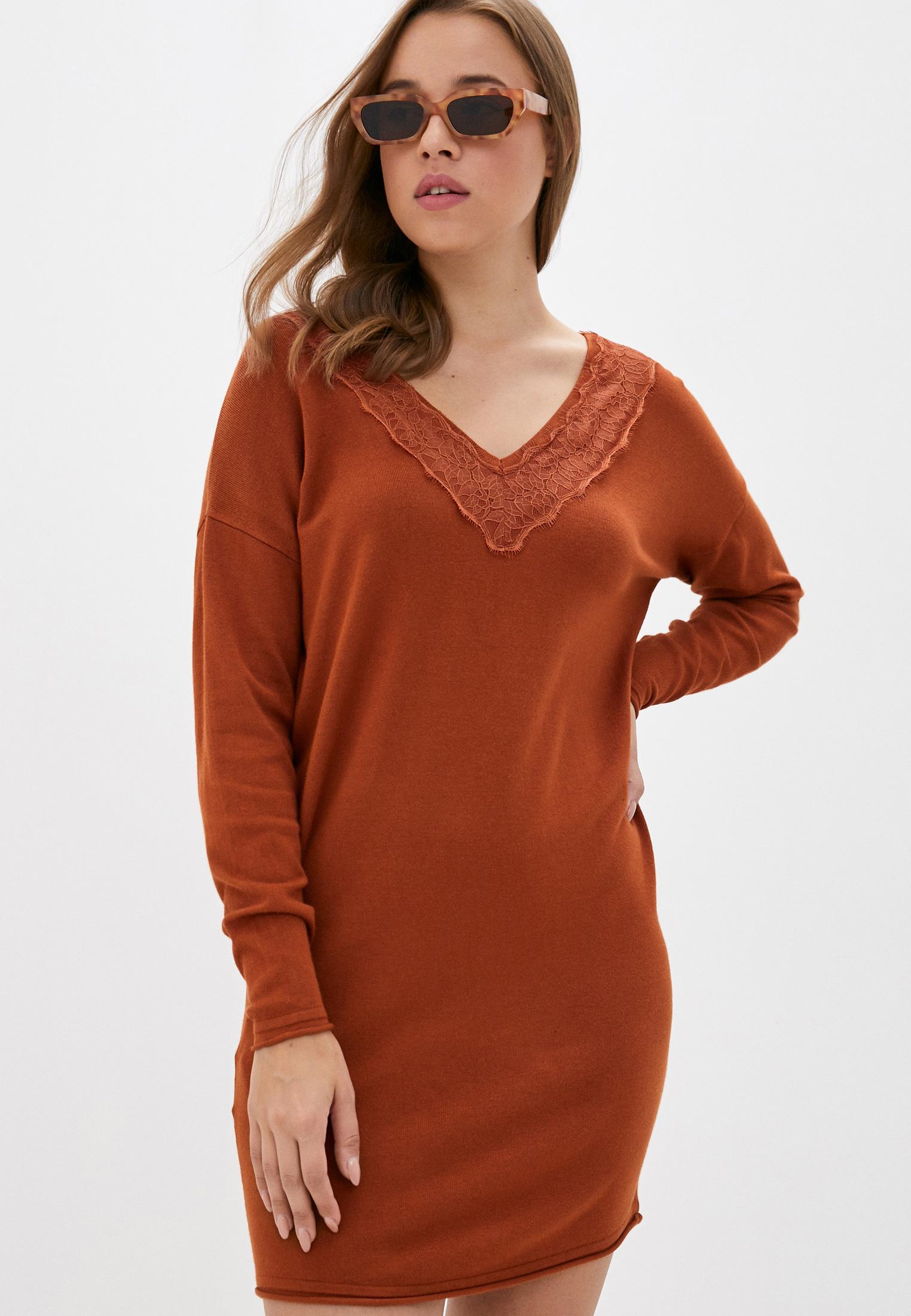 Вязаное платье Only (Онли) 15210265