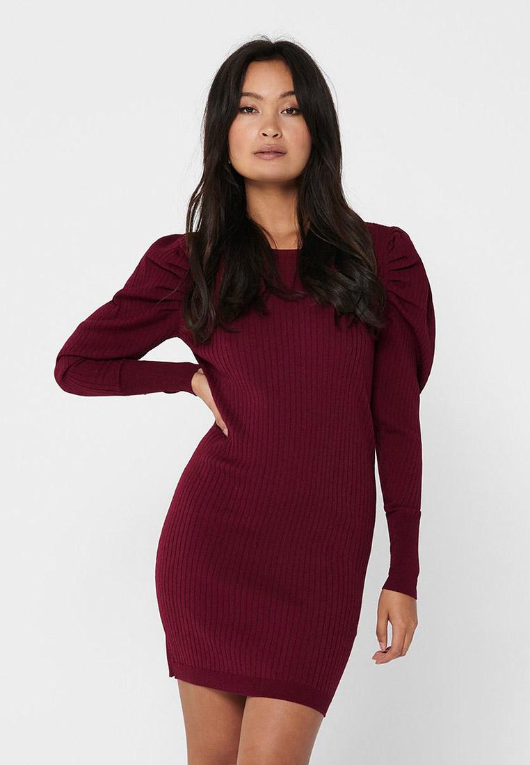 Вязаное платье Only (Онли) 15210970