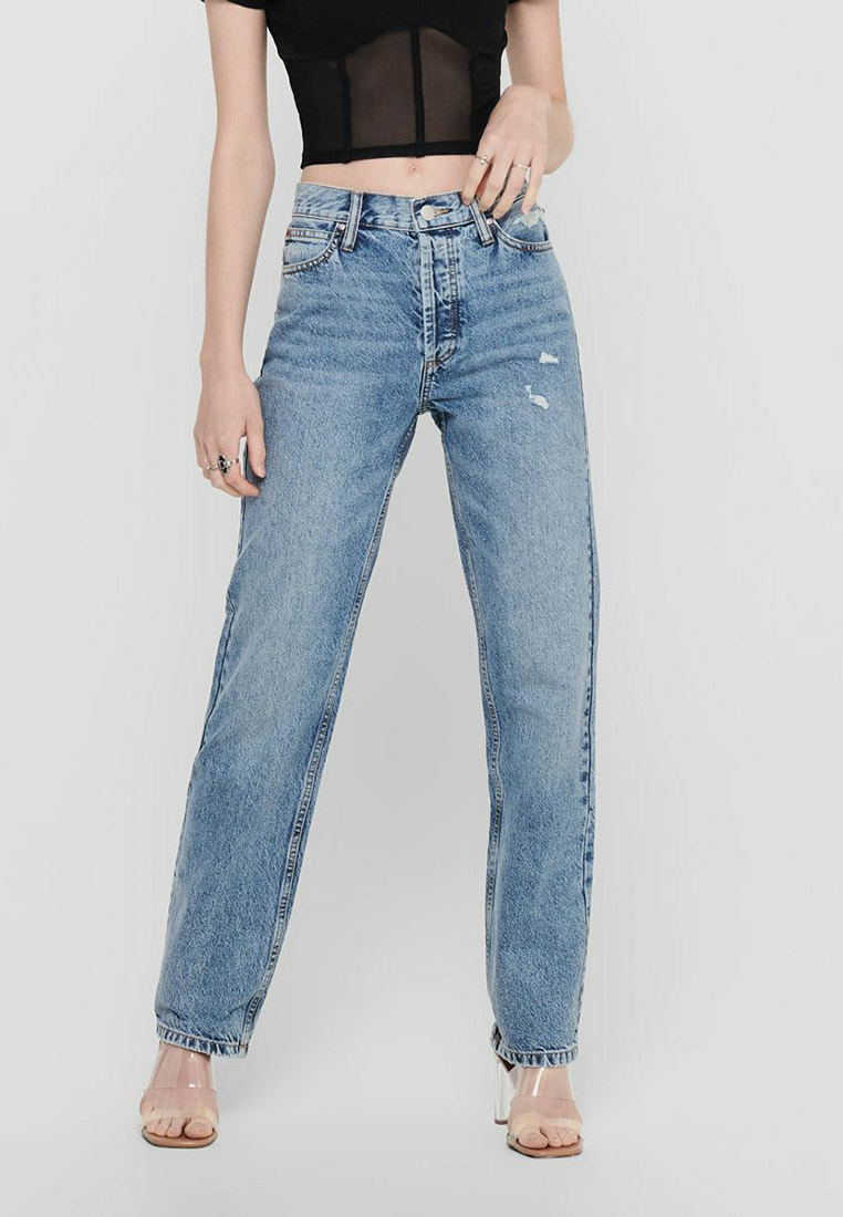Прямые джинсы Only (Онли) 15211060