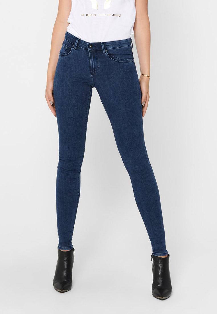 Зауженные джинсы Only (Онли) 15214274