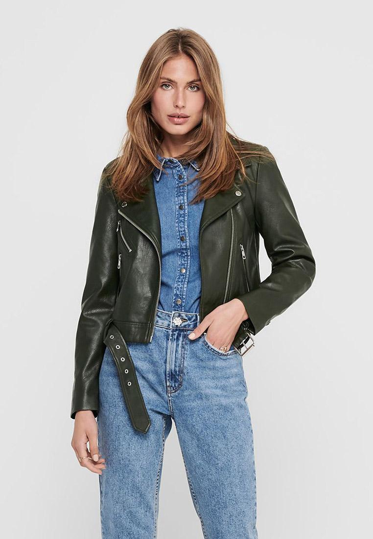 Кожаная куртка Only (Онли) 15203954