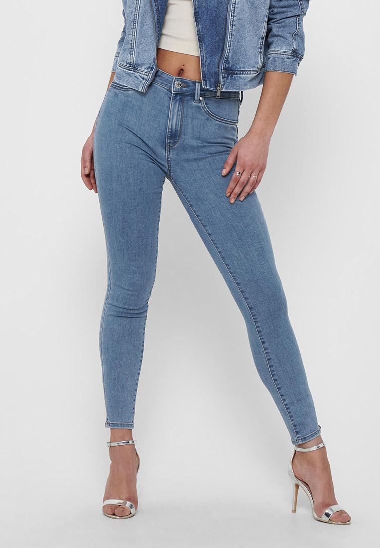 Зауженные джинсы Only (Онли) 15208616