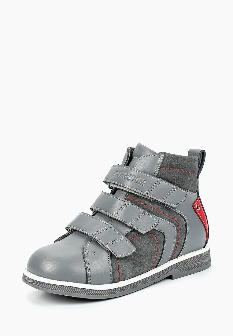 Ботинки для мальчиков ORTHOBOOM 83036-01
