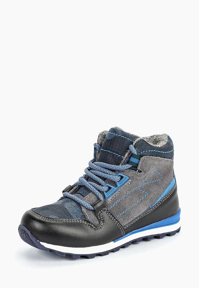 Ботинки для мальчиков ORTHOBOOM 87054-01
