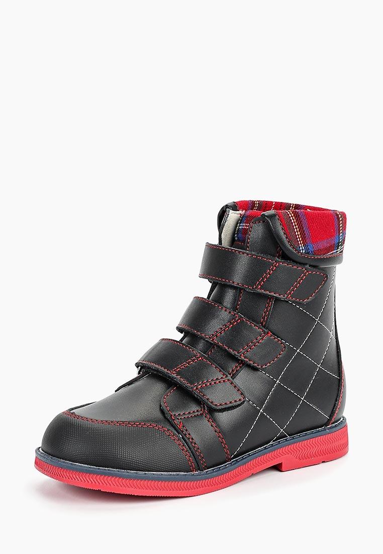 Ботинки для мальчиков ORTHOBOOM 81194-37