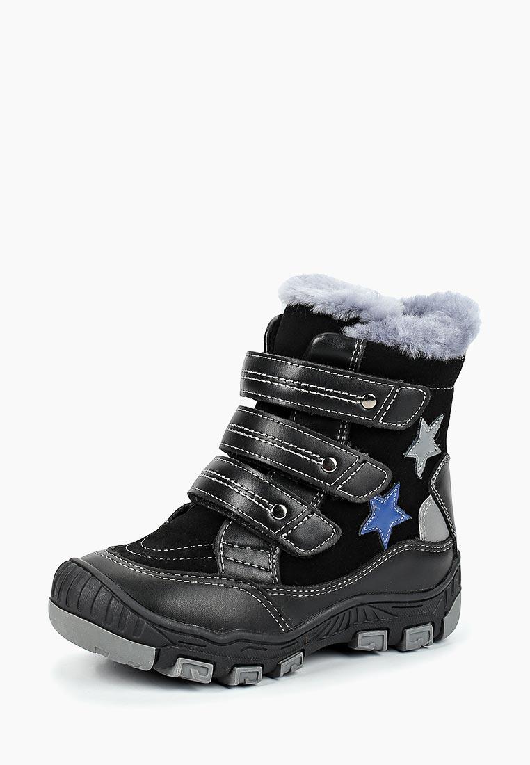 Ботинки для мальчиков ORTHOBOOM 63055-01