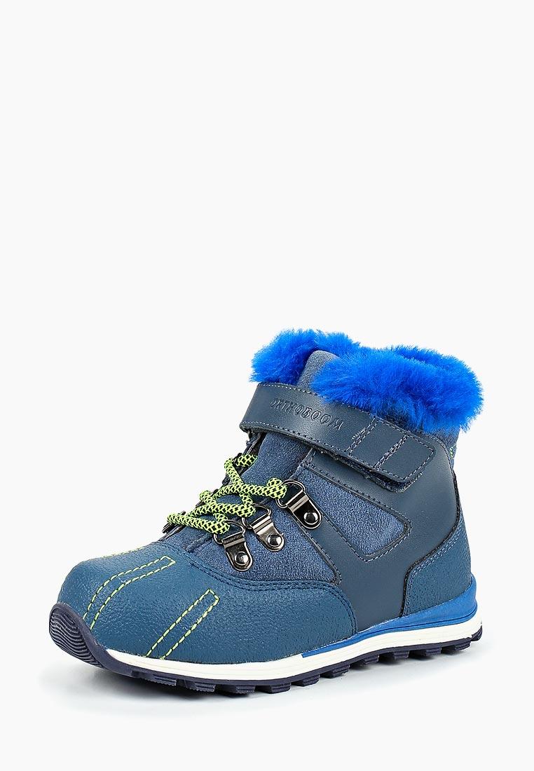 Ботинки для мальчиков ORTHOBOOM 83055-01
