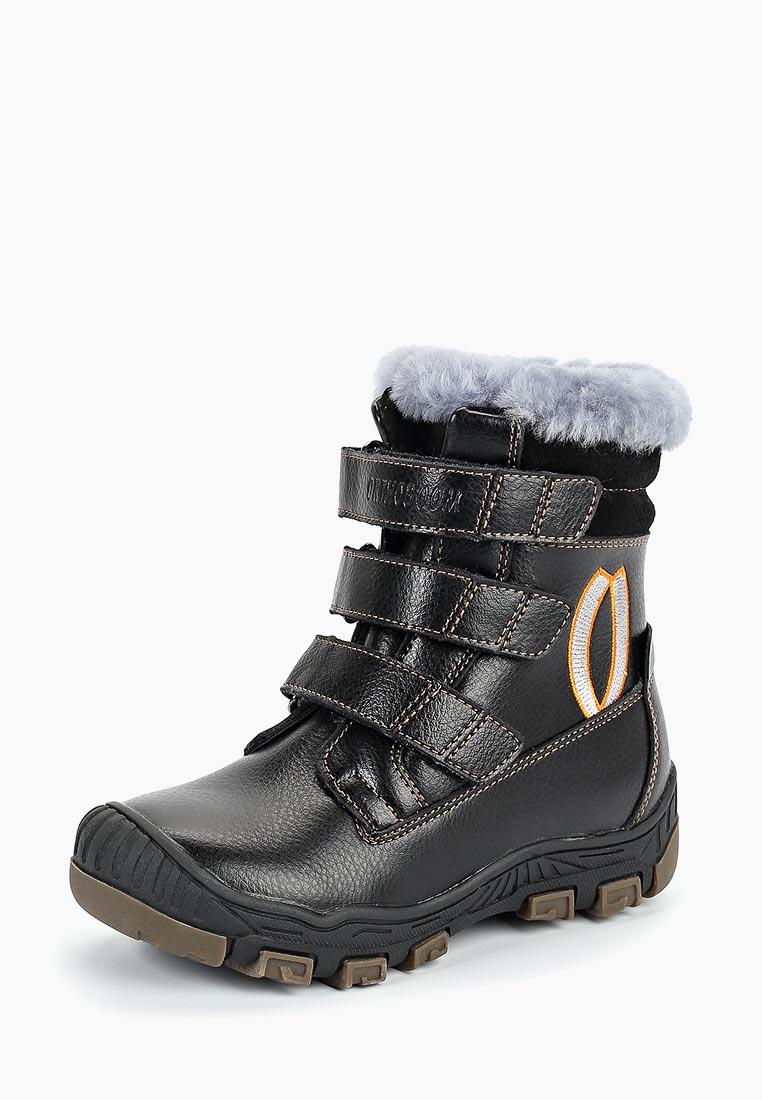 Ботинки для мальчиков ORTHOBOOM 65055-04
