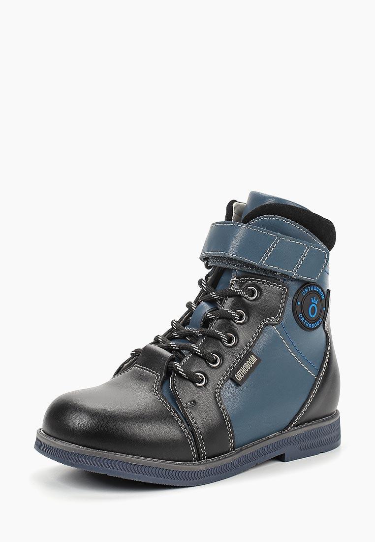Ботинки для мальчиков ORTHOBOOM 81054-01