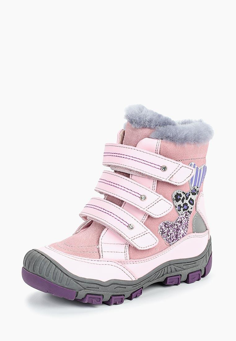 Ботинки для девочек ORTHOBOOM 63055-01