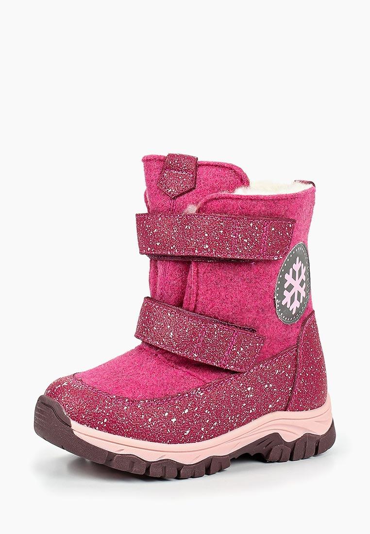 Ботинки для девочек ORTHOBOOM 63054-02