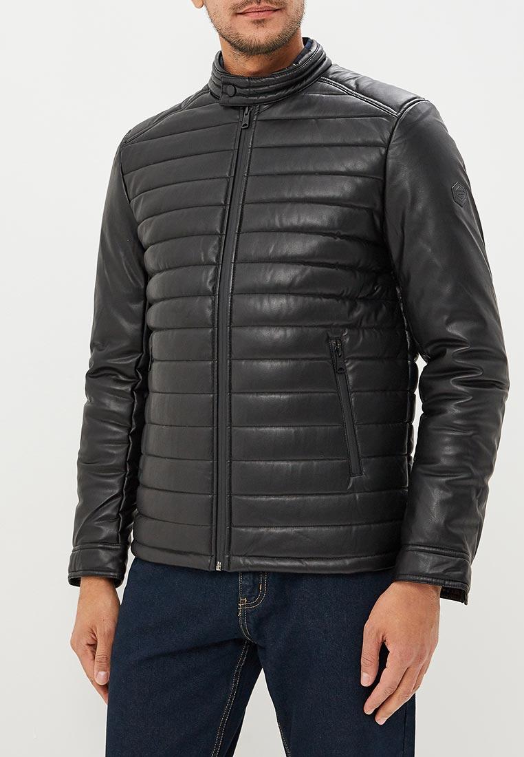 Кожаная куртка O'stin MJ6T7F