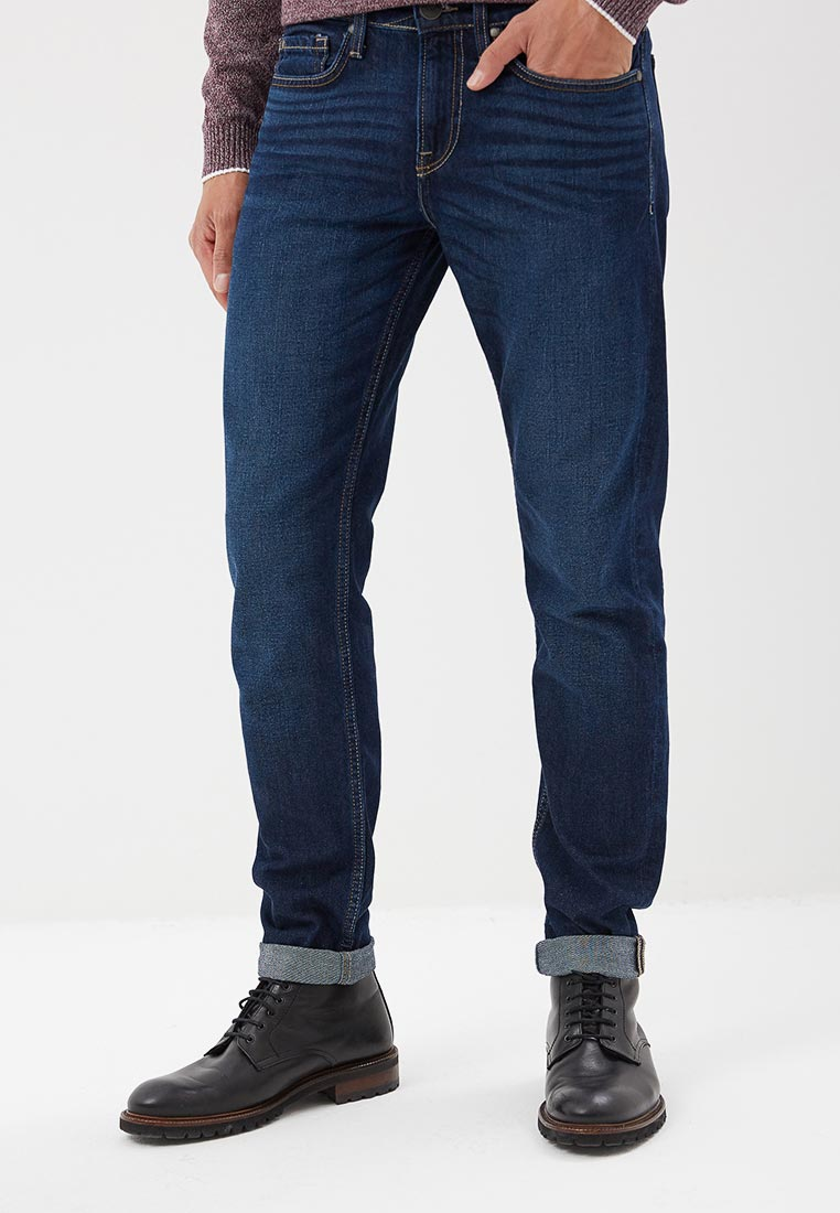 Зауженные джинсы O'stin MPD102