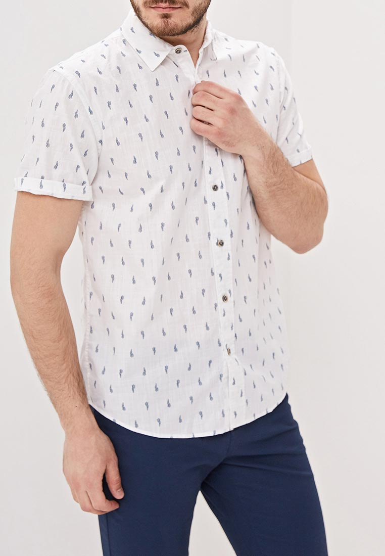 Рубашка с длинным рукавом O'stin MS5U92