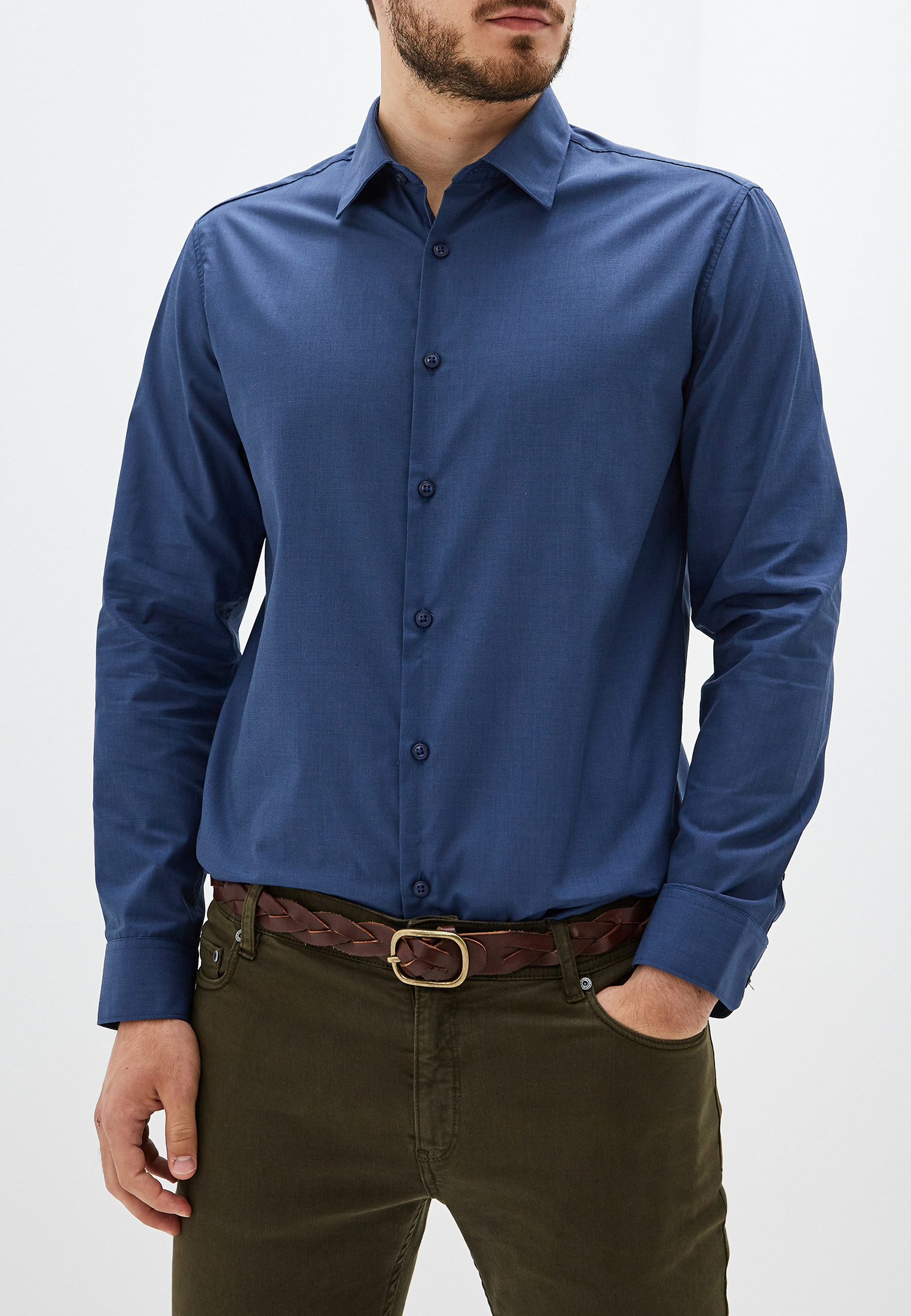 Рубашка с длинным рукавом O'stin MS6V31