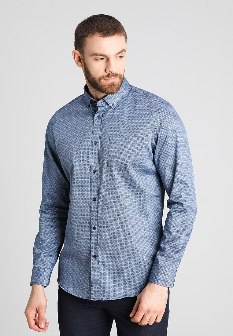 Рубашка с длинным рукавом O'stin MS9V52