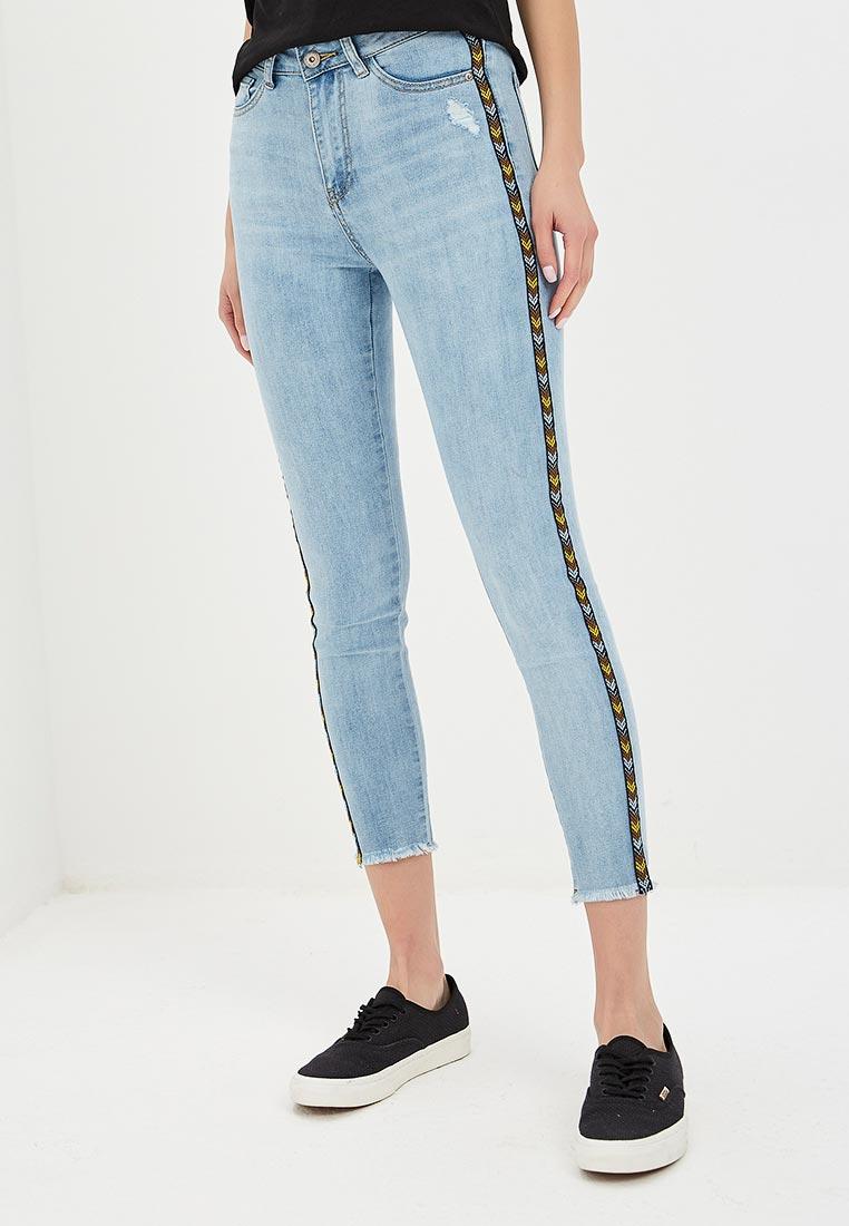 Зауженные джинсы O'stin LP2U81