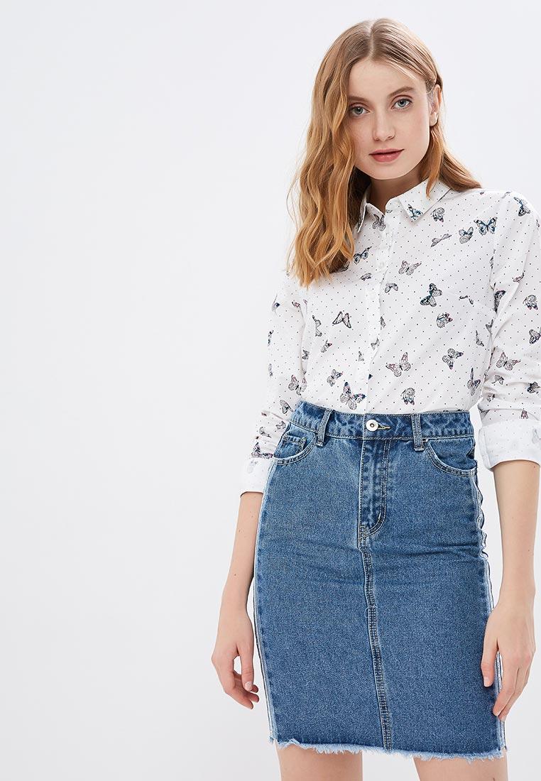 Женские рубашки с длинным рукавом O'stin LS5U61