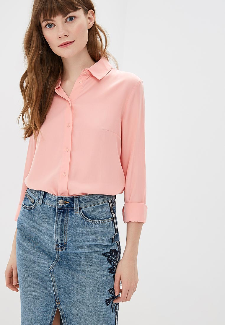 Женские рубашки с длинным рукавом O'stin LS5U31