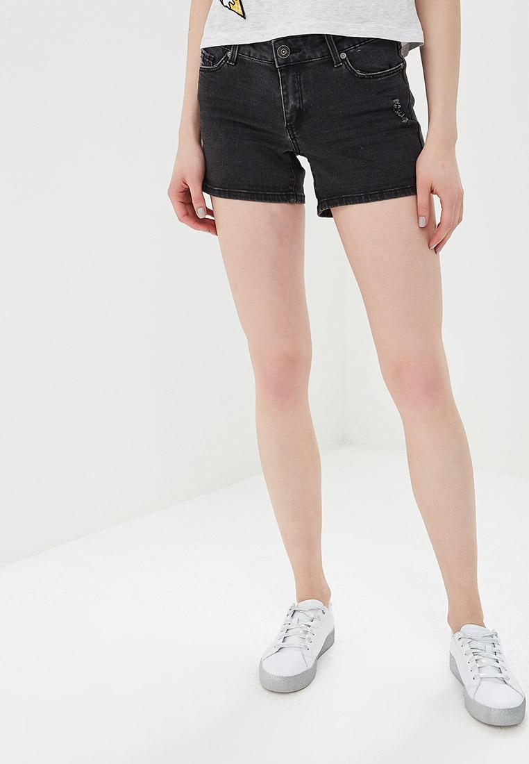 Женские джинсовые шорты O'stin LPDU91