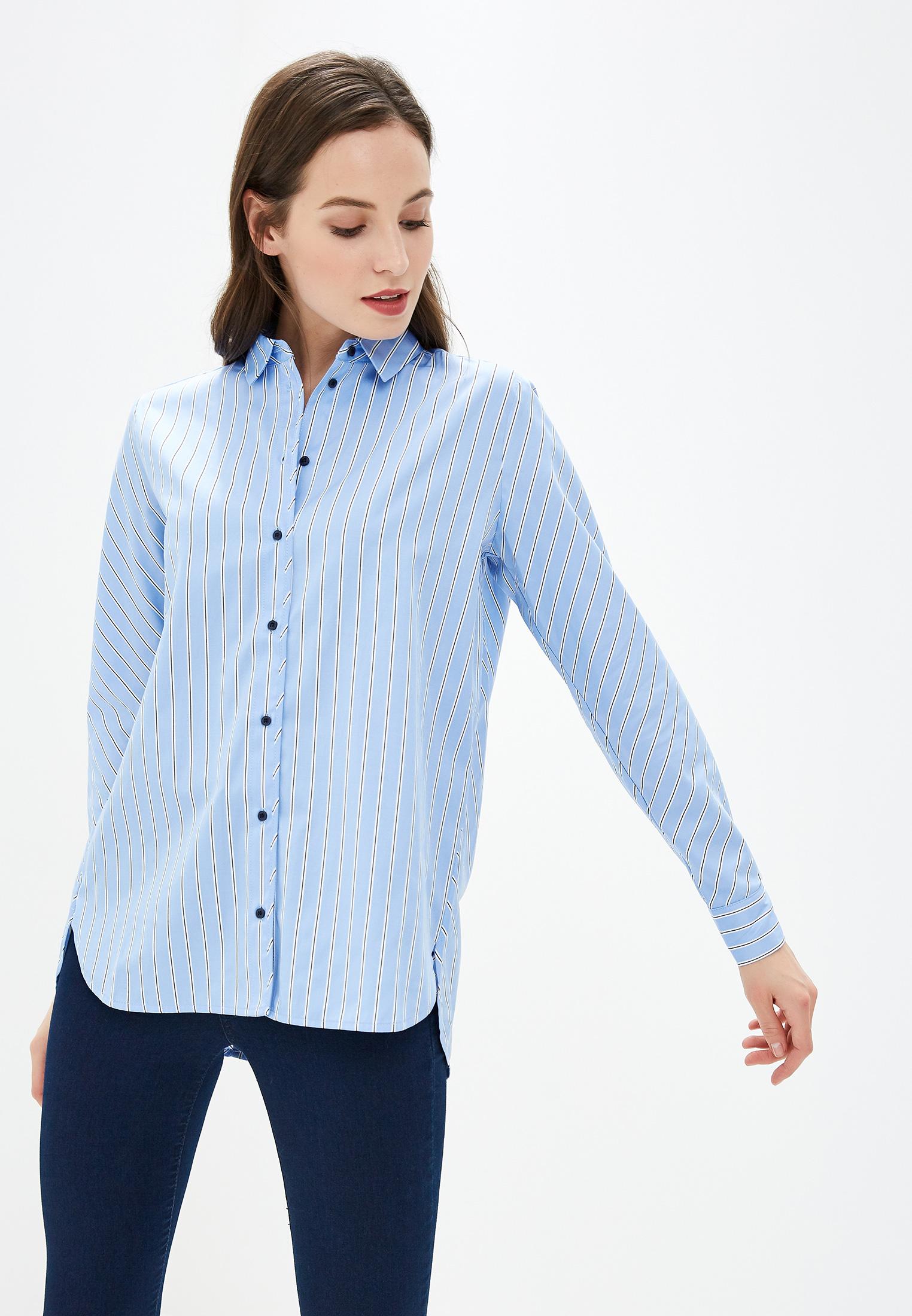 Женские рубашки с длинным рукавом O'stin LS1V23
