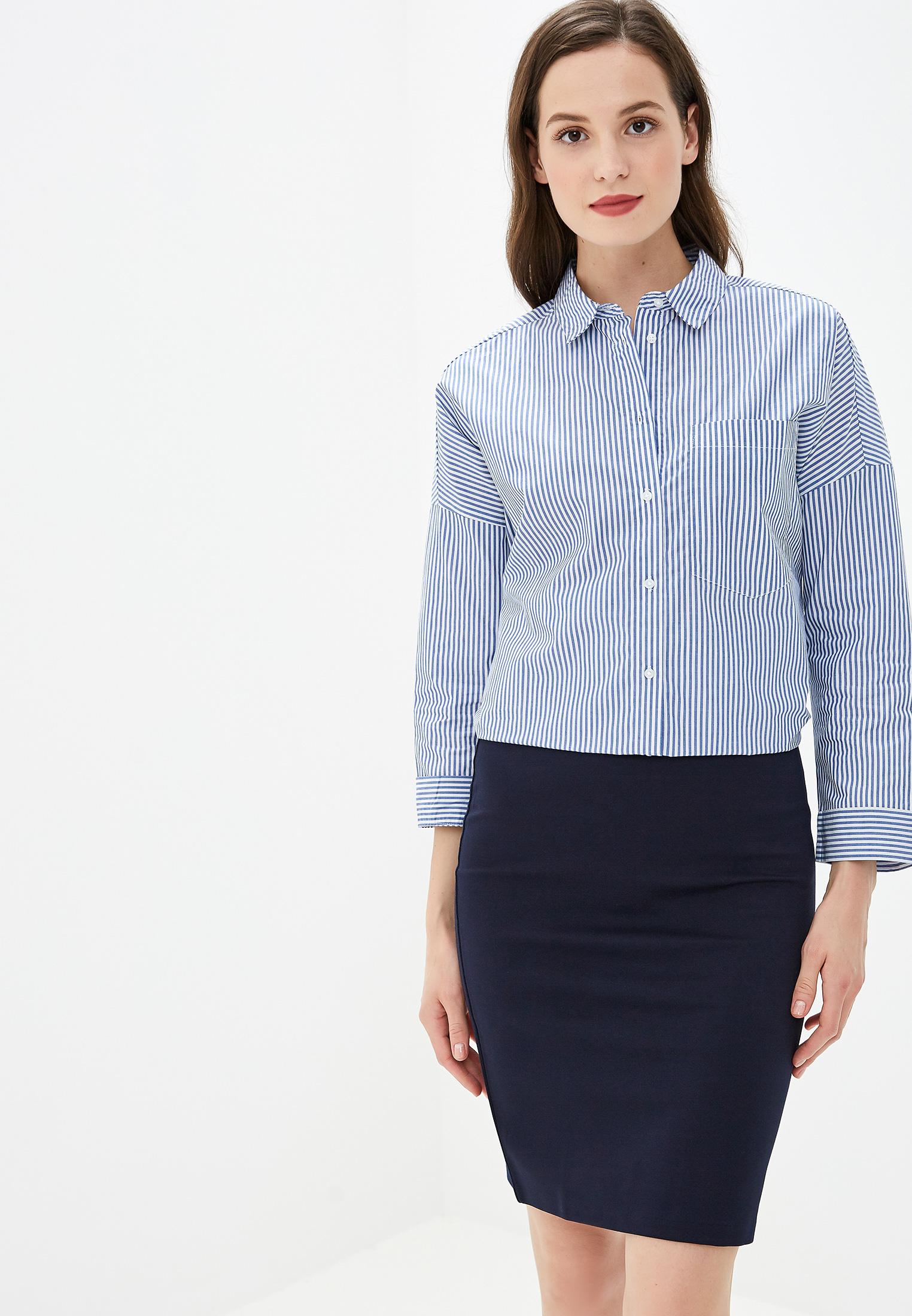 Женские рубашки с длинным рукавом O'stin LS4V32