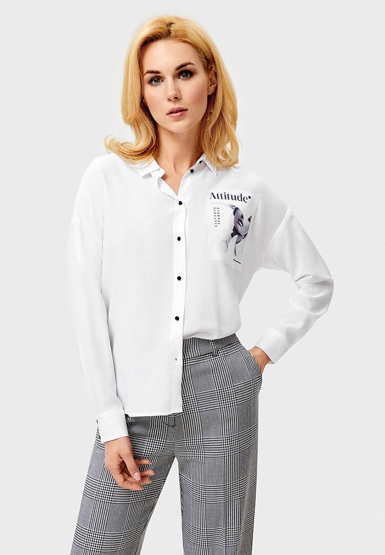 Женские рубашки с длинным рукавом O'stin LS1V52