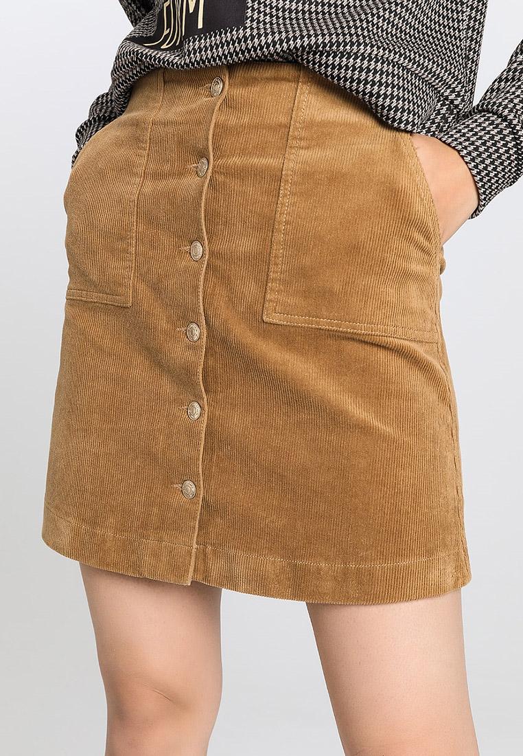 Широкая юбка O'stin LD5V71