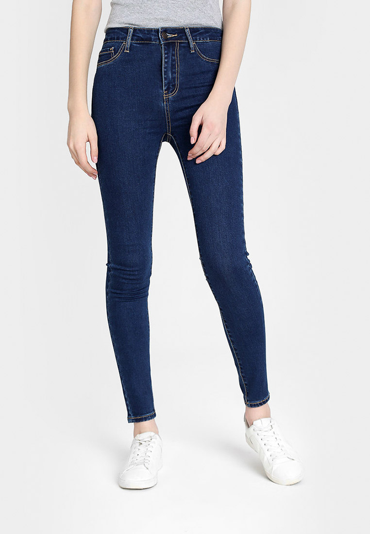 Зауженные джинсы O'stin LPD109