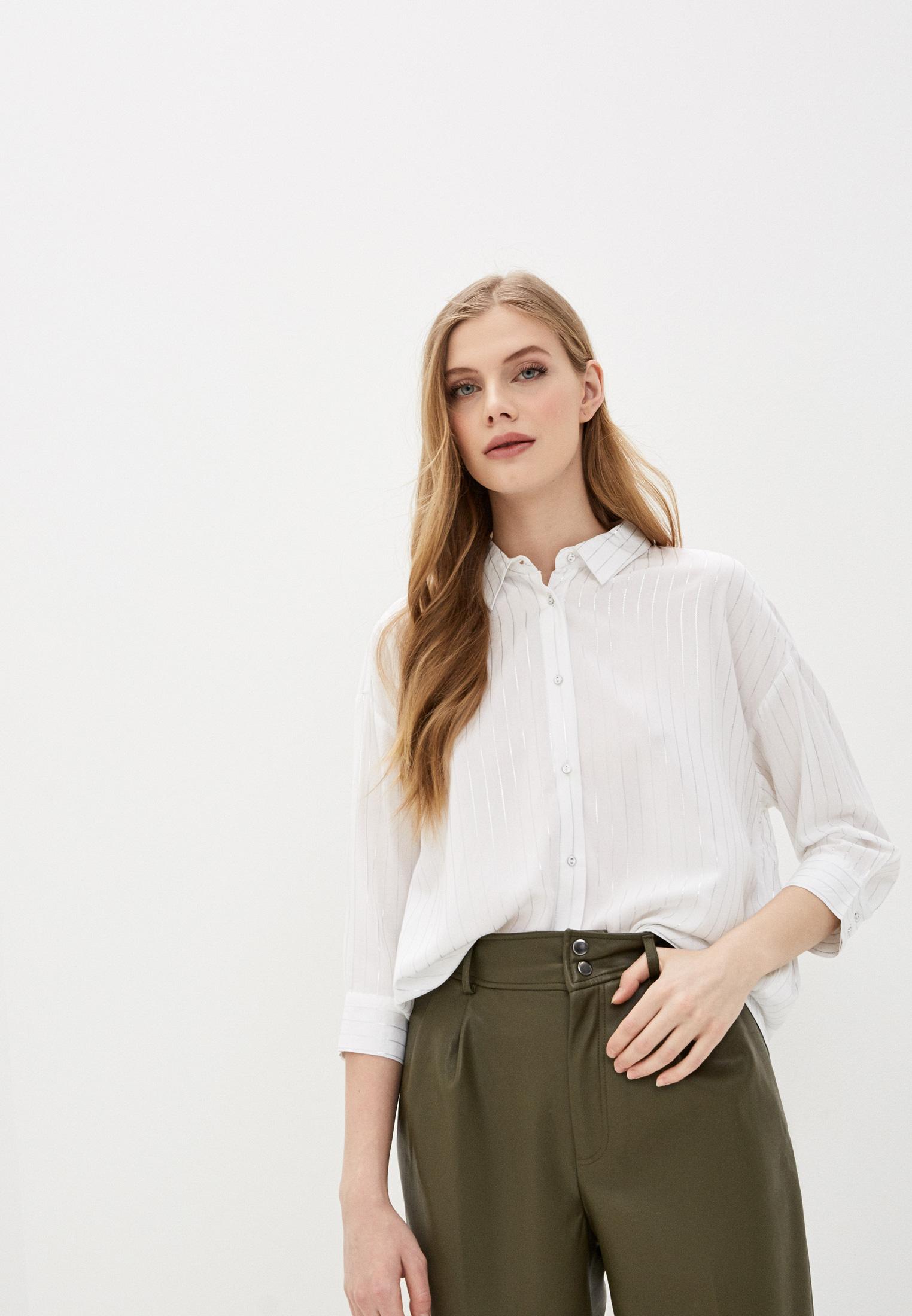 Женские рубашки с длинным рукавом O'stin LS1W52