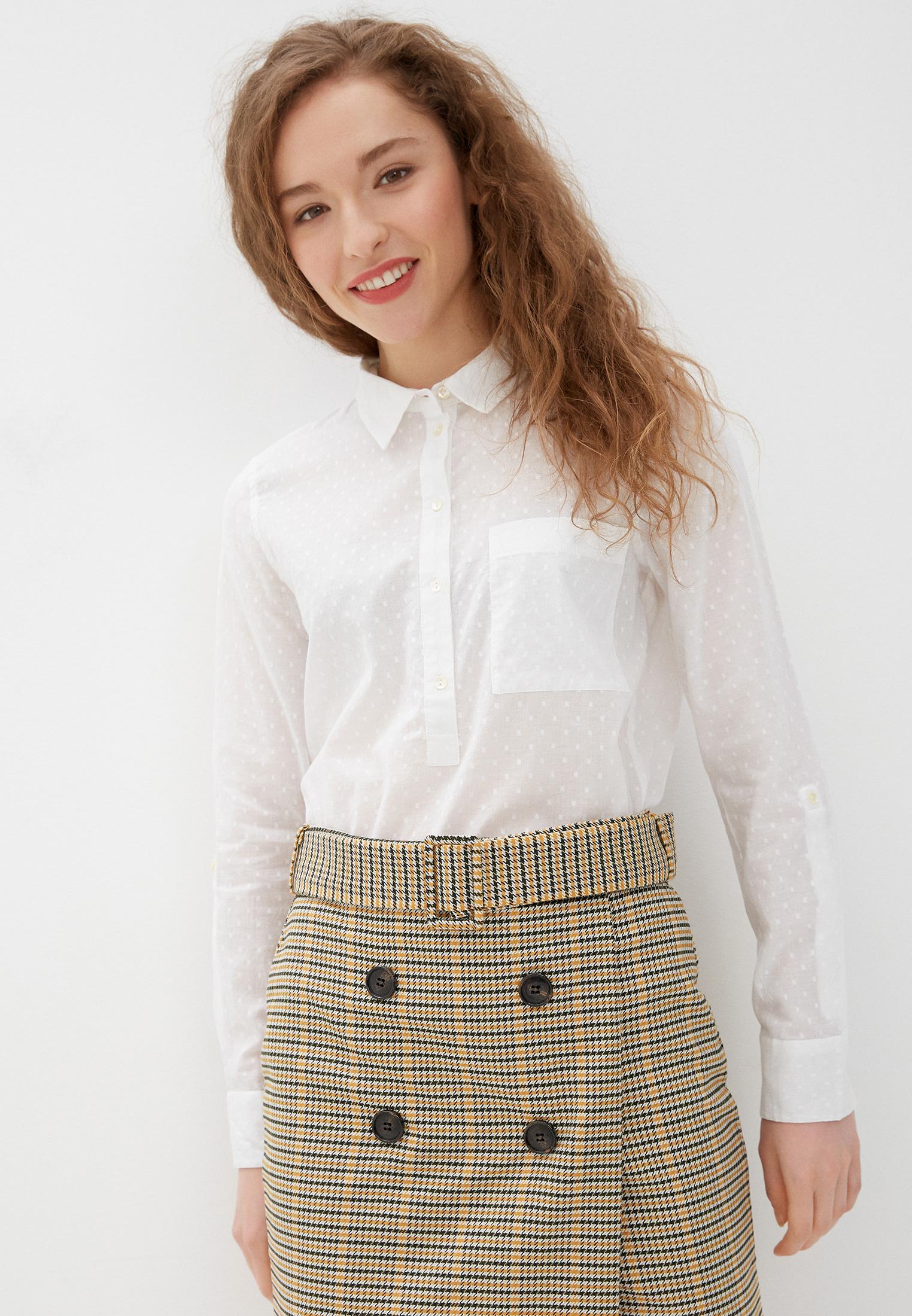 Женские рубашки с длинным рукавом O'stin LS4W81