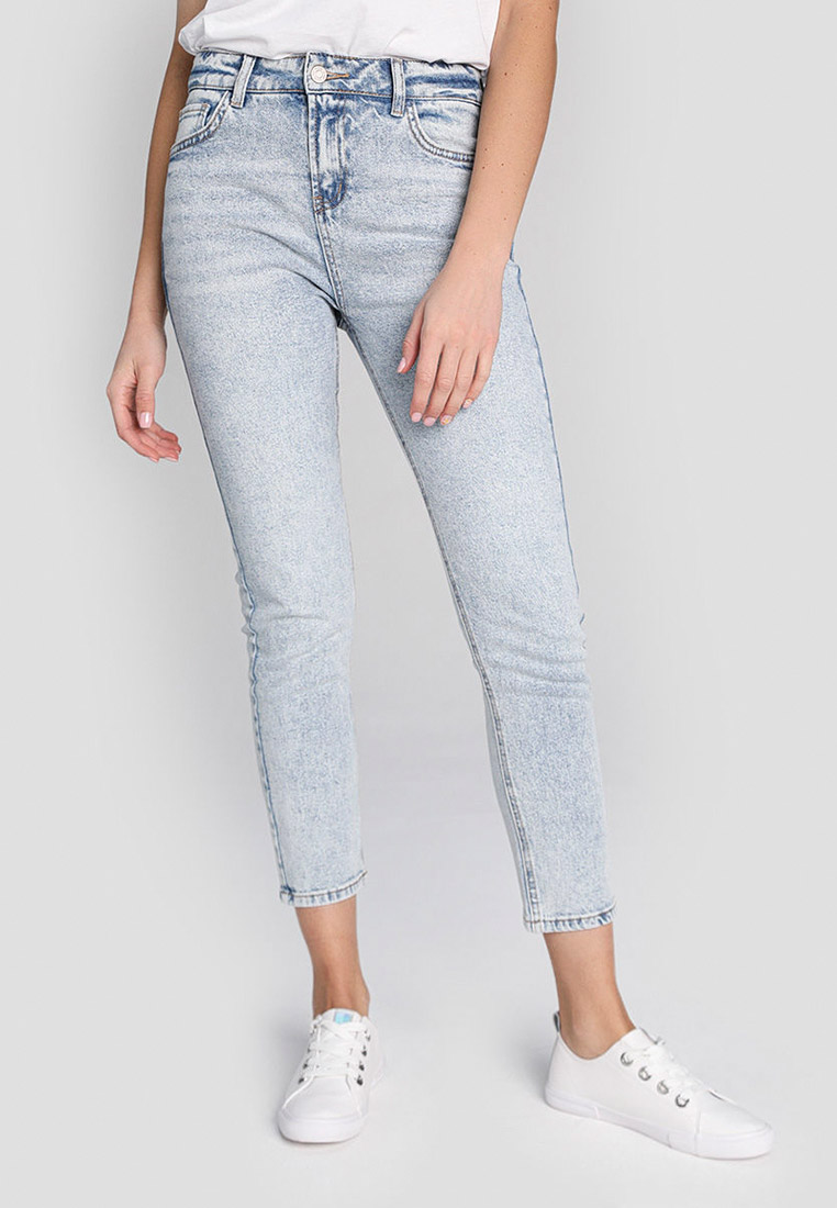 Зауженные джинсы O'stin LP1W84