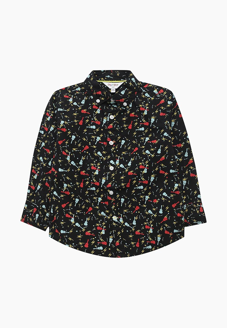Рубашка Outfit Kids 59S01ABLK