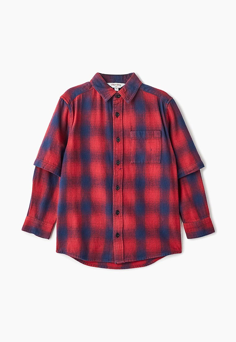 Рубашка Outfit Kids 55T01CRED