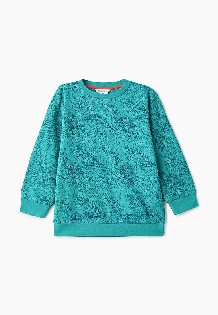 Толстовка Outfit Kids 59W06CGRN