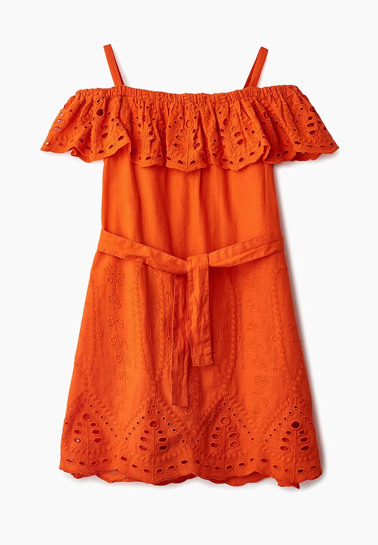 Повседневное платье Outfit Kids 68Q01BORG