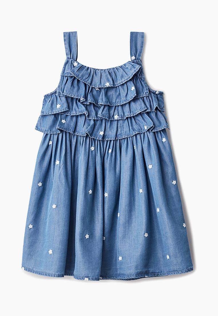 Повседневное платье Outfit Kids 69Q03BBLU