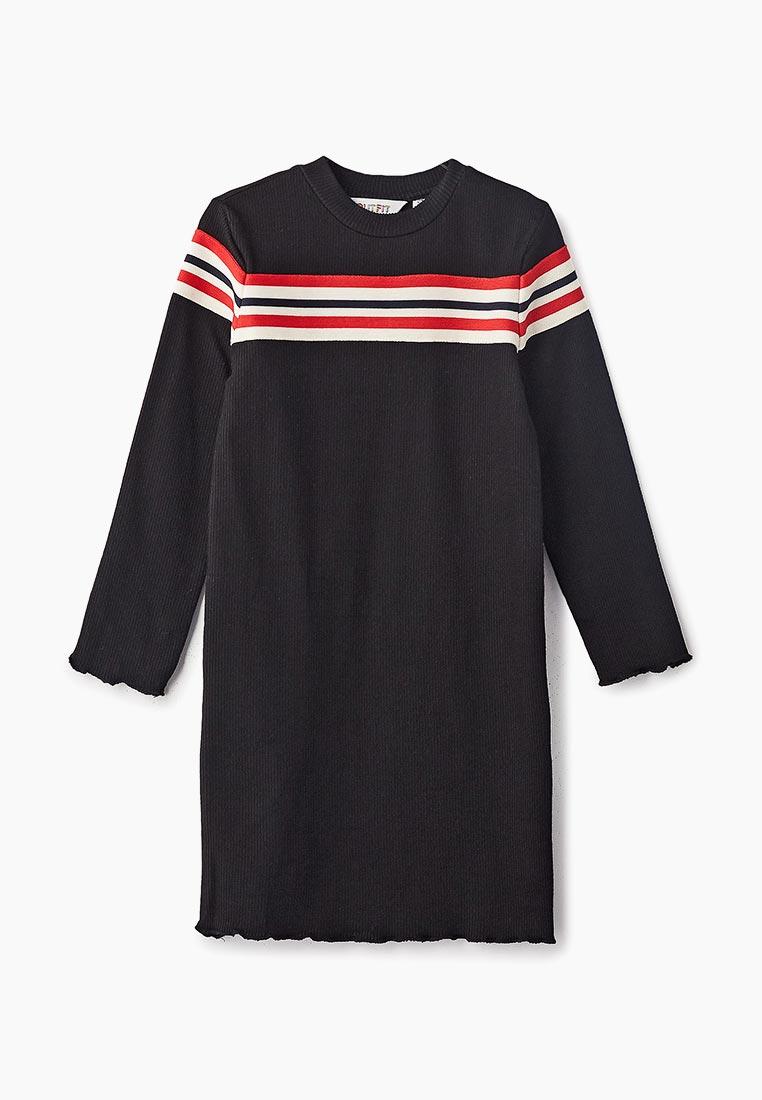 Повседневное платье Outfit Kids 68Q06CBLK