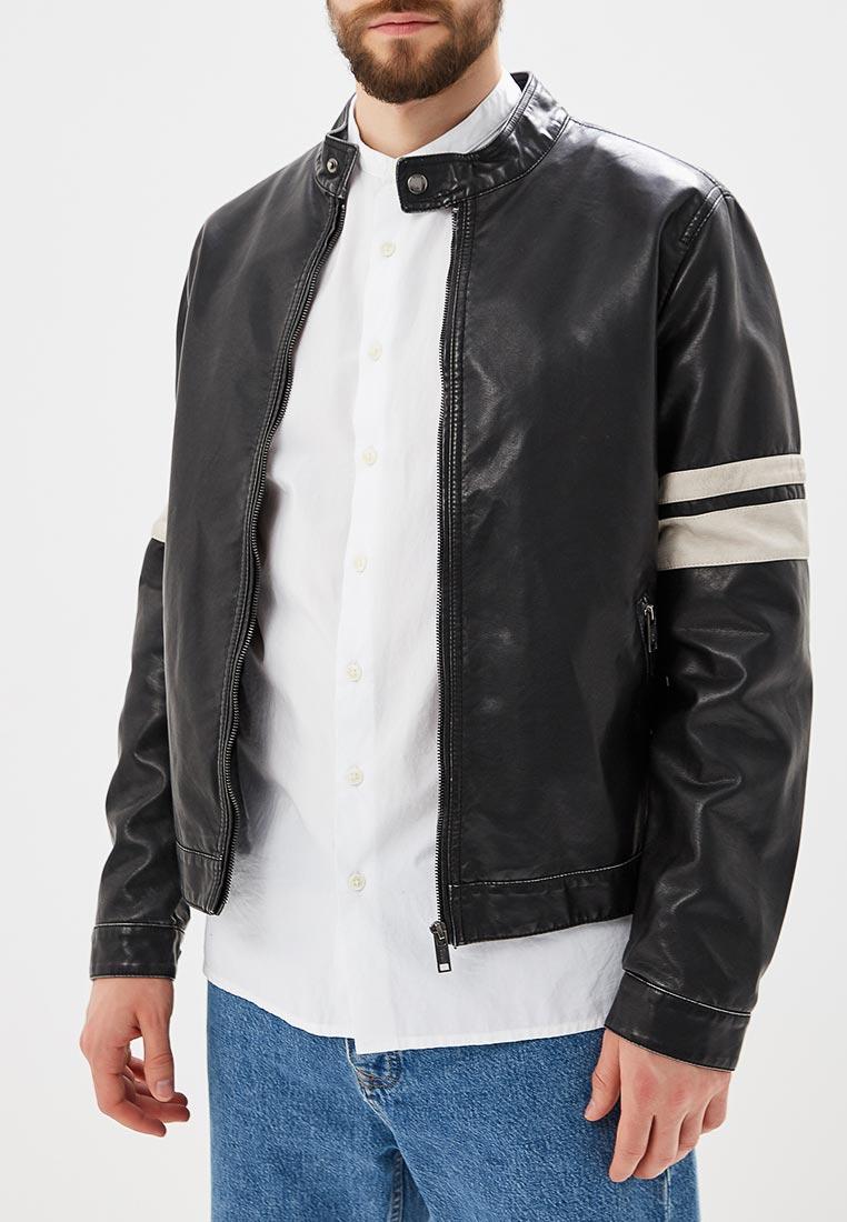 Кожаная куртка OVS 153469