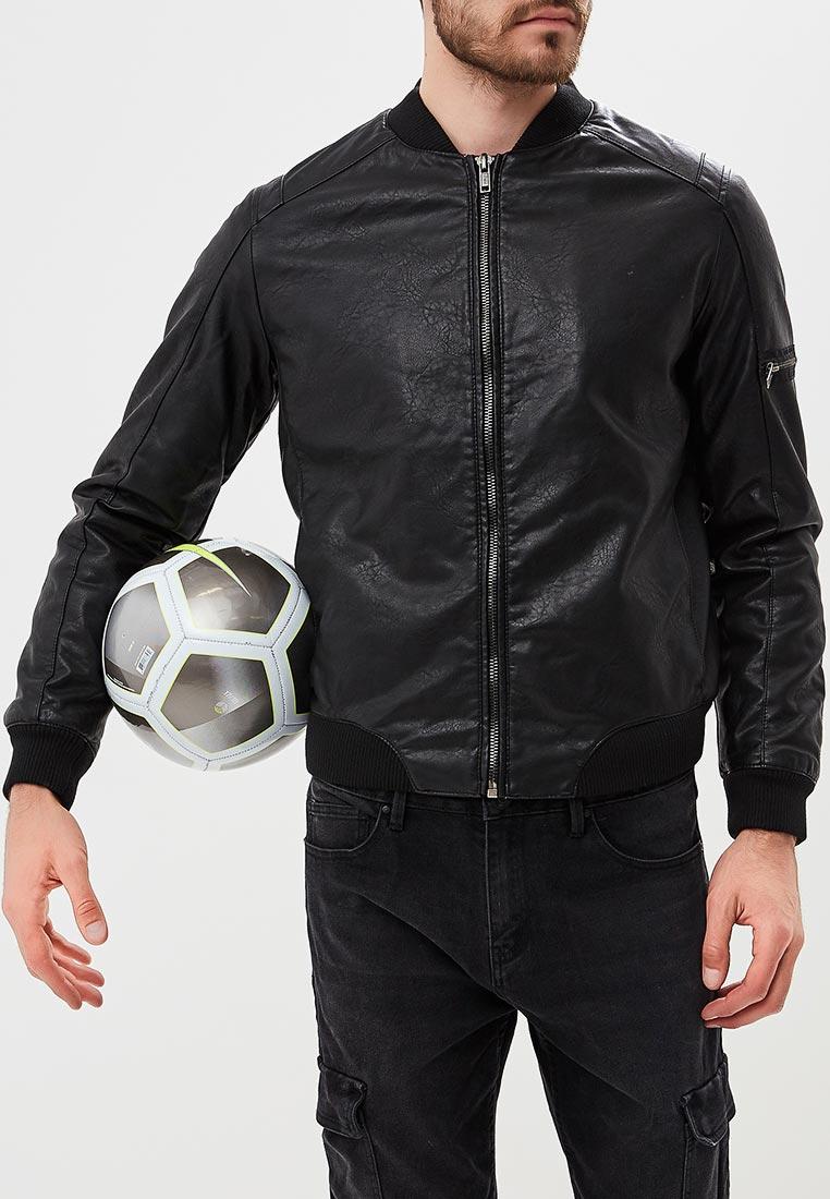 Кожаная куртка OVS 3896292