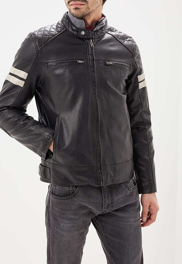 Кожаная куртка OVS 272546