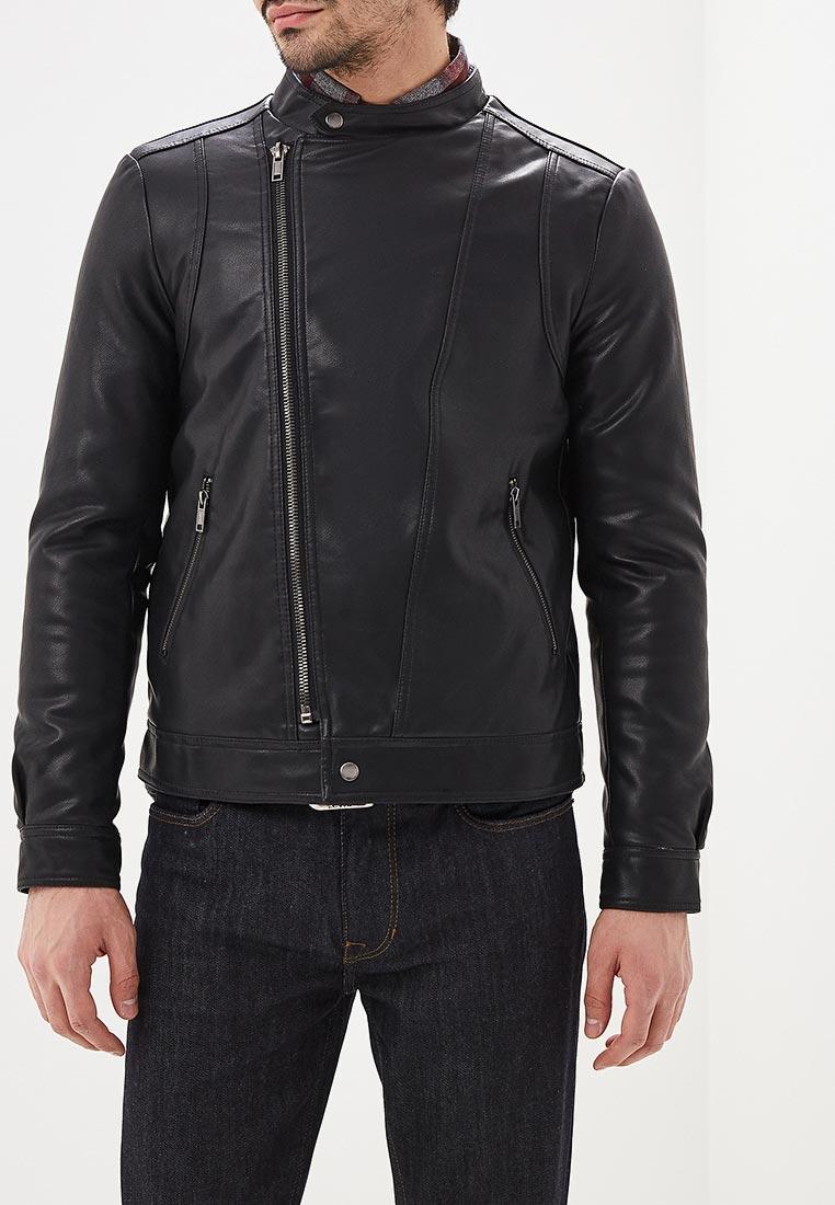 Кожаная куртка OVS 272352