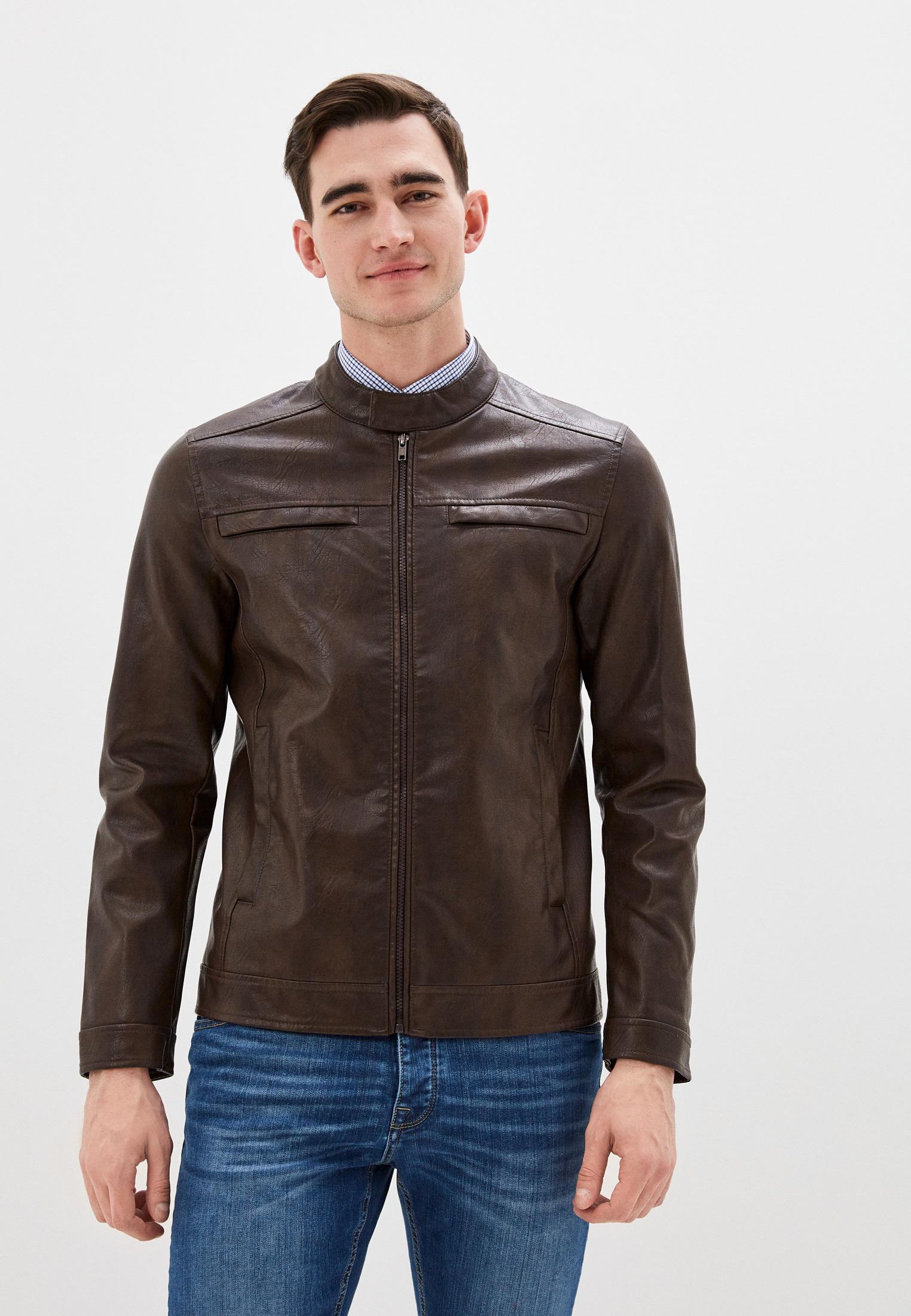 Кожаная куртка OVS 779160