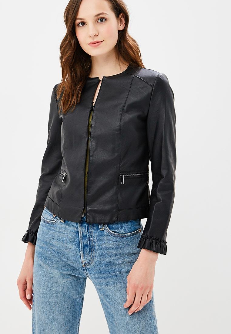 Кожаная куртка OVS 181028